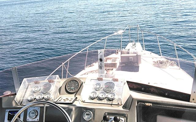 ボート免許一級